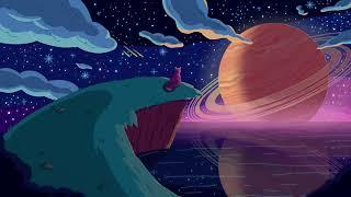 Purrple Cat - Distant Worlds 🪐 [lofi hip hop/relaxing beats]