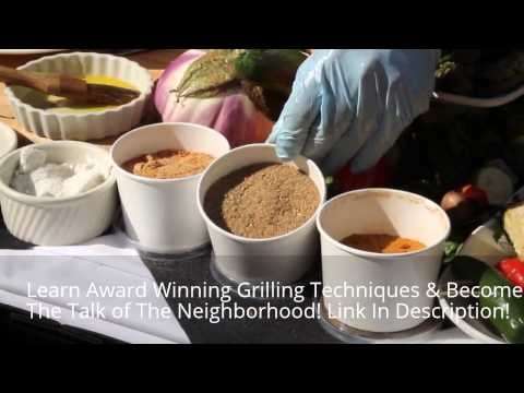 Become A Pro Griller | How To Grill Vegetable Skewers That Boost Energy & Improve Health | MUST SEE!