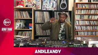 AndileAndy Djoon X Stay True Sounds Livestream Takeover 24 04 21