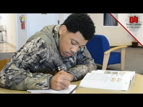 Juveniles Earn College Scholarships While at SCDJJ
