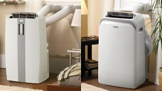 Single vs. Dual Hose Portable ACs   Sylvane