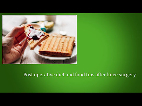 What Diet Should Be Followed After A Knee Surgery? - Manipal Hospitals