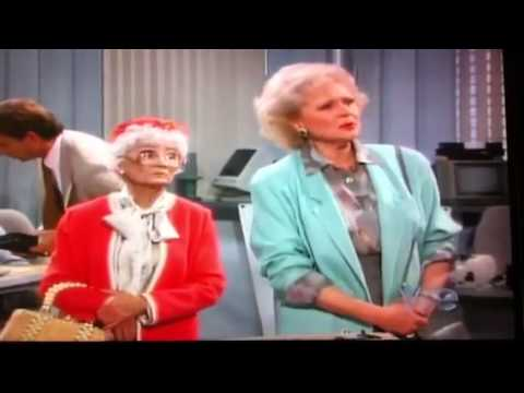Golden Girls: Sophia helps Rose with a coworker