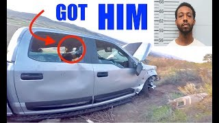 CAUGHT THIEF STEALING TRUCK IN HILLS!!!(CALLED 911)
