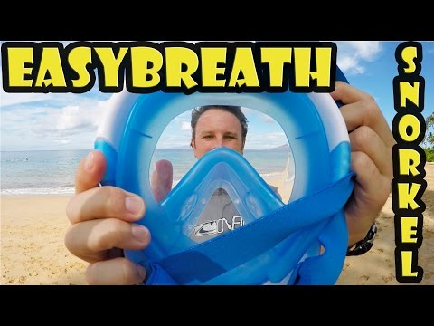 Tribord Easybreath Review - Best Snorkel Mask Ever