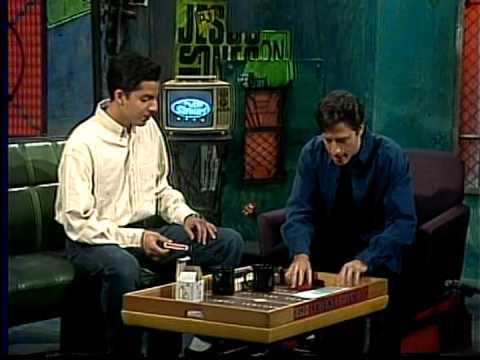 David Blaine Jon Stewart's MTV Show