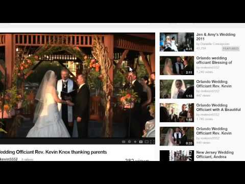 How to pick a wedding officiant   Orlando wedding officiants   407-521-8697