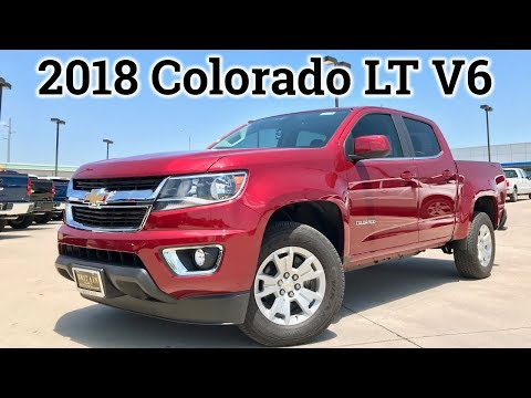 2018 Chevy Colorado V6 Review & Test Drive | The Well Rounded Midsize Truck