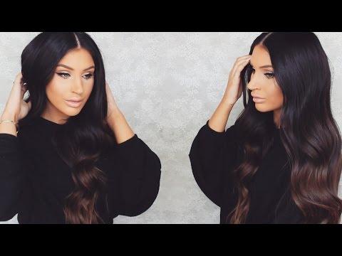 Beautiful Big Loose Curls / Waves | Easy Hair Tutorial
