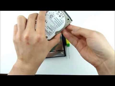 HDD Caddy Dell Latitude E6400, E6500, E6410, E6510 Precision M4400, M4500, M2400