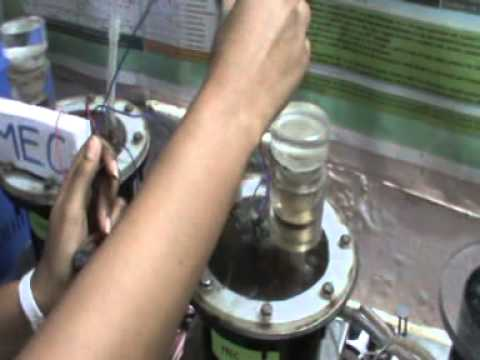 ELECTRICITY FROM WASTE WATER -Microbial Electrolysis Cell (MEC) (Telugu)