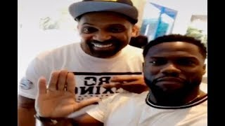 Kevin Hart vs Mike Epps ROAST SESSION + Ends Their BEEF!