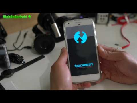 How to Install TWRP Permanently After Installing a Custom ROM on Pixel or Pixel XL!