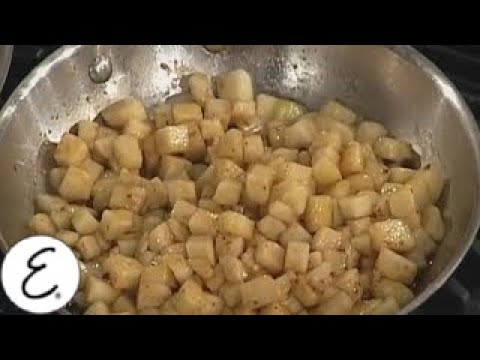 How to Make a Pear Compote - Emeril Lagasse