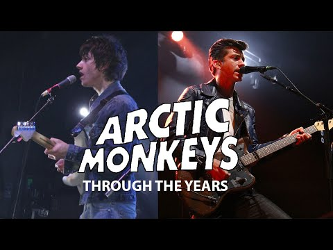 Arctic Monkeys Top 5 Riffs - Through The Years