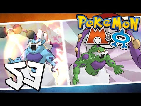 Pokémon Omega Ruby and Alpha Sapphire - Episode 53 | Tornadus and Thundurus!
