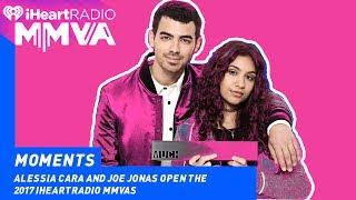 Alessia Cara and Joe Jonas Open the MMVAs | 2017 iHeartRadio MMVAs