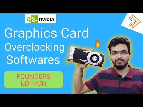 How to Overclock Nvidia Founders Edition Graphics Card [in HINDI]