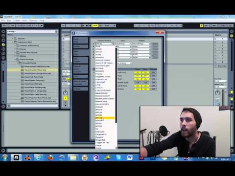 Using Your MIDI Controller in Ableton Live