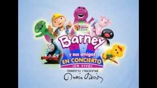 Barney & sus amigos