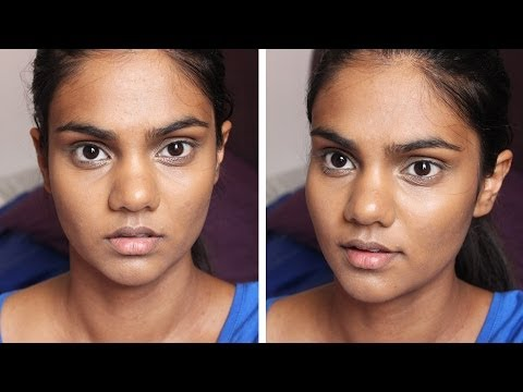 How to Highlight & Contour Brown Skin | Zahrah Aliyah