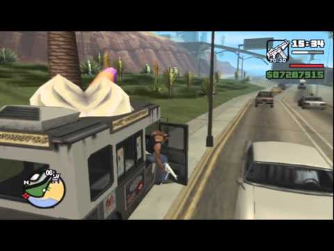 Grand Theft Auto San Andreas Commentary