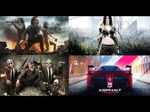 Best 15 Upcoming Android Games 2018-19