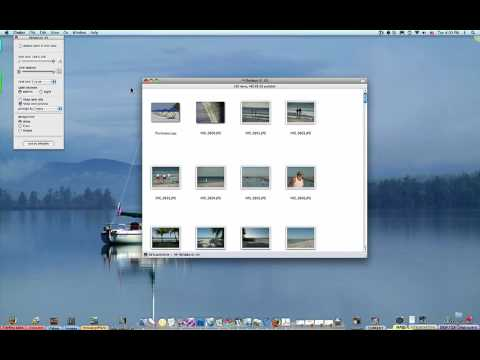 How To Make Icons Larger On A Mac Image Folder