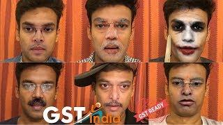 How politicians reacted on GST: by Jayvijay Sachan