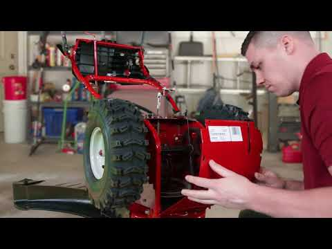 3 Tips to Get Your Snow Thrower Ready for Storage