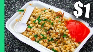 10 Foods under $1 in Saigon, Vietnam - Street Food Dollar Menu