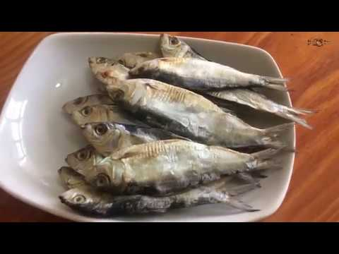 How to Cook Dried Fish with Onions and Tomatoes