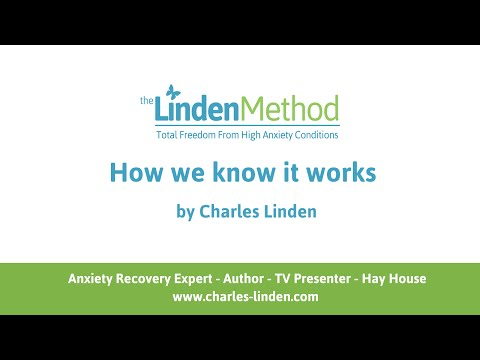 The Linden Method - How it cures anxiety, panic attacks, agoraphobia, OCD and PTSD