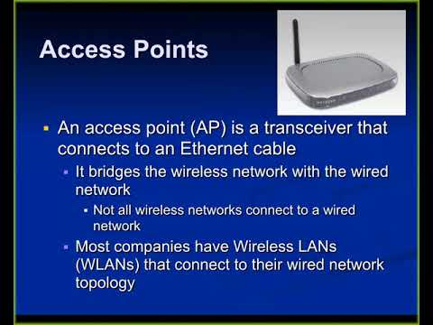 CNIT 123 11: Hacking Wireless Networks