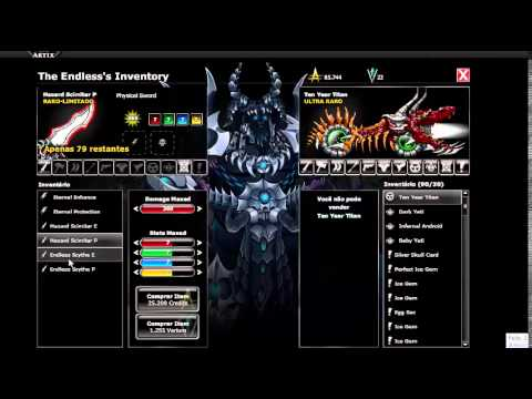 The Endless Armor - EpicDuel