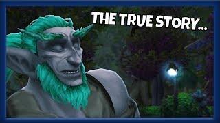 The True Story of The ISHNU-ALAH Guy! - (Warcraft Lore)