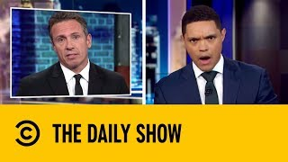 CNN's Chris Cuomo Rages Over Being Called