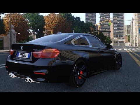 2015 BMW M4 F82 - GTA IV | EnRo