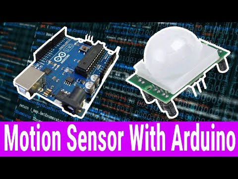 bildr Did It Move? Detecting Motion with PIR Arduino