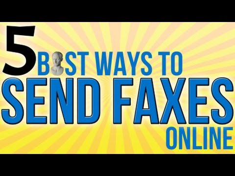 5 Best Ways To Send Faxes Online