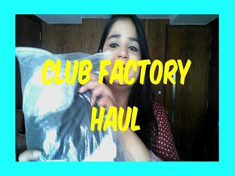 CLUB FACTORY HAUL   PRODUCTS UNDER RS.500   Angels Reborn