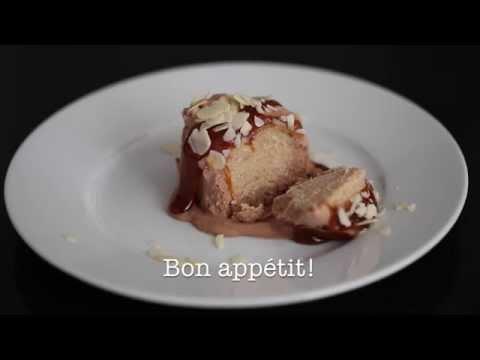 Parfait glacé au Nutella et Crème de Marron