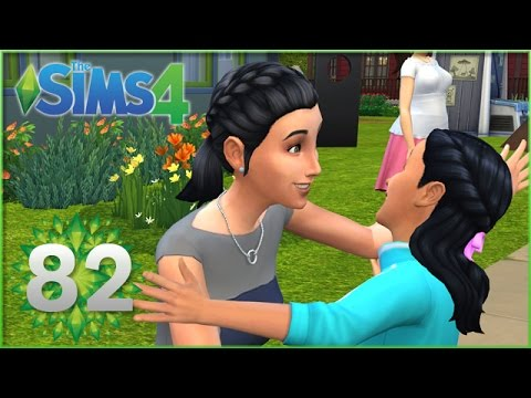 Sims 4: Welcoming Lily & Zoe's Daughter To The Family - Episode #82