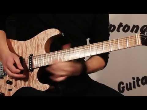 Kemper Profiles: Suhr Custom Audio Amplifiers PT-100 (Rock Demo) + Agostin Custom Guitars Zoe