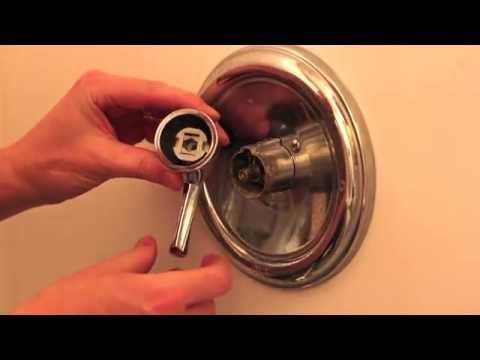 Replace/Upgrade your Shower and Bath Handle