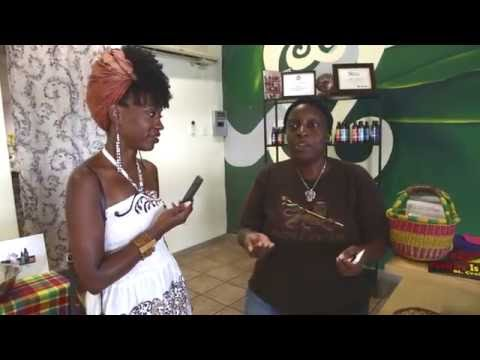 Natural Hair Products: Mango Butter vs. Shea Butter by Itiba