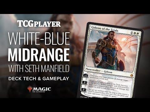 [MTG] DOM White-Blue Midrange | Seth Manfield