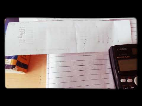 How to calculate SGPA OR CGPA ( How to calculate pointer )