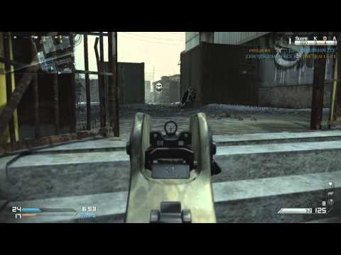 Call of Duty Ghosts - TDM - Freight (12/17/2013) - (75-52)