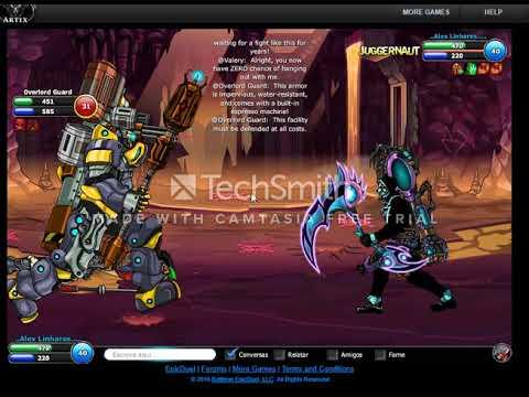 Epicduel: Juggernaut no heal 2018